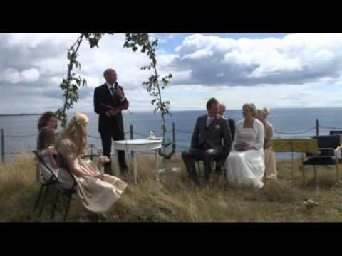 Wedding Ragnhild Bredvei and Arvid Pettersen -Part 1 of 5