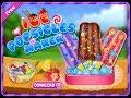 Fun Baby Games - Ice Popsicles Maker - Summer Frozen Food Maker - Kids Game Trailer by Crazyplex LLC