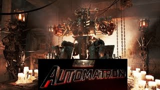 Fallout 4 Automatron Охотник За Головами