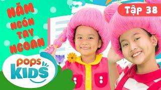 Mầm Chồi Lá Tập 38 - Năm Ngón Tay Ngoan 🙌 Ca Nhạc Thiếu Nhi Hay Cho Bé Trên Kênh POPS Kids