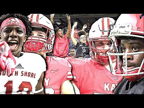 INSTANT CLASSIC 🔥🔥 Katy vs North Shore | 1000 YARDS OF OFFENSE! - 80+ POINTS #UTR Texas Football