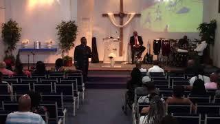 Pastor Stewart 07 01 18