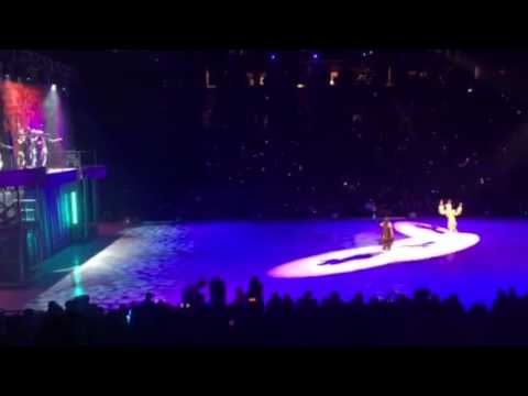 Beauty and the Beast Disney on ice