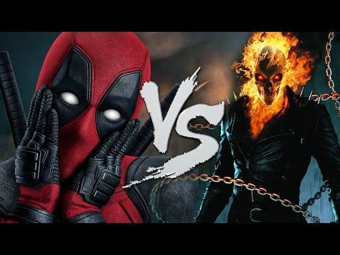 ДЭДПУЛ vs ПРИЗРАЧНЫЙ ГОНЩИК/Deadpool vs Ghost Rider.ЭПИЧНАЯ РЭП БИТВА - Видео с YouTube на компьютер, мобильный, android, ios