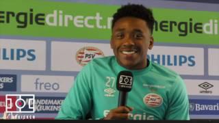 Kleedkamer kwesties #01 - Luuk de Jong, Bart Ramselaar en Steven Bergwijn (PSV)