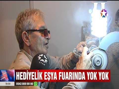 HEDİYE FUARI 2016 LÜTFİ KIRDAR FUAR MERKEZİ - STAR TV