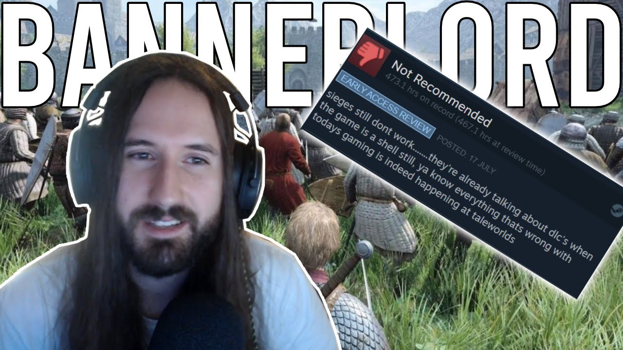 PIXELATED APOLLO Admits Why He Doesn't Like Mount and Blade II Bannerlord