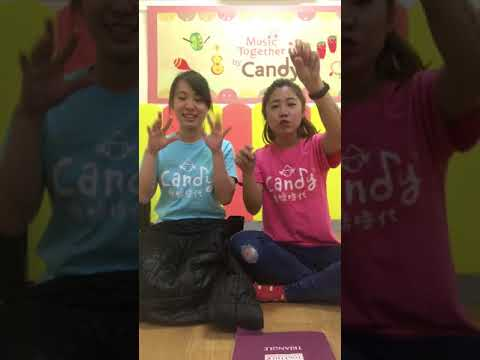 Music Together by Candy-20180425-H/W-Two Little Black Bird