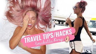 How to Travel like a PRO!   20 Travel hacks/tips and Coachella prep / VLOG STYLE