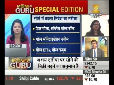 Money Guru : Investment tips for investing in digital gold