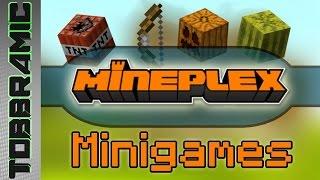 Minecraft Mineplex Minigames part 19 (Dutch)