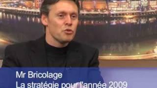 Jean-François Boucher Pdg Mr Bricolage