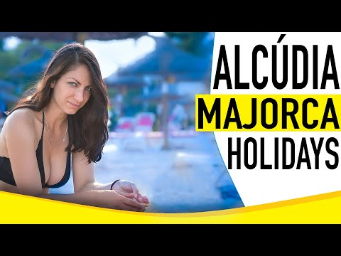 Mallorca holiday | Alcúdia (4K)