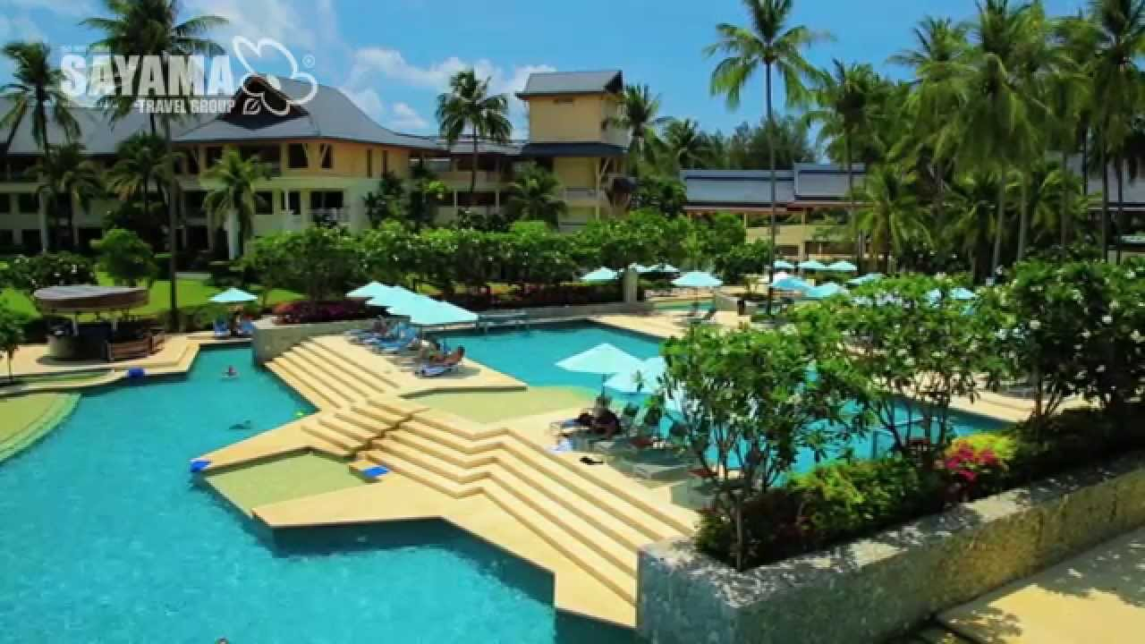 The Outrigger Beach Resort Phuket