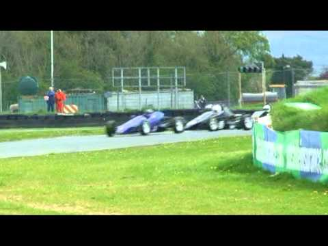Irish Formula Vee Round 3, Mondello Park 24-4-11