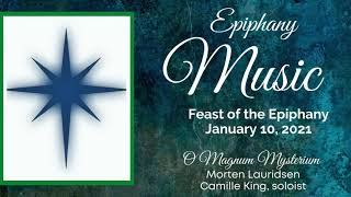 Music, Feast of the Epiphany, January 10, 2021