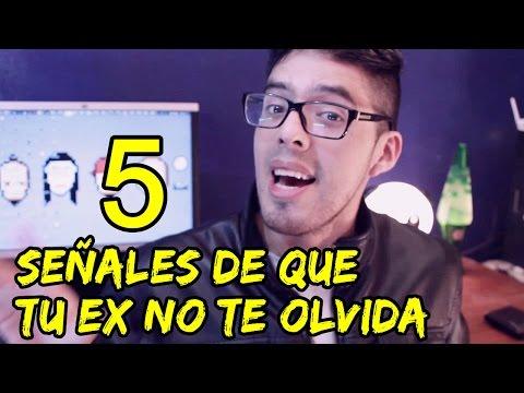 5 SEÑALES QUE TU EX NO TE OLVIDA #brunoacme