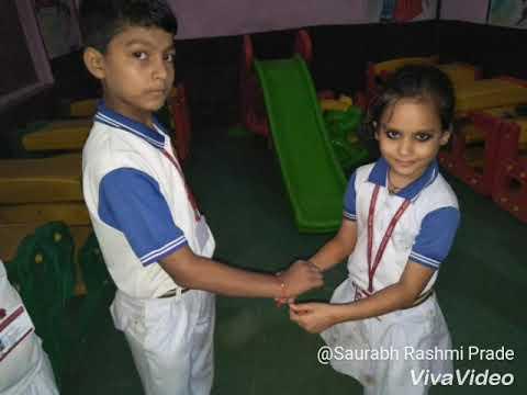 Rakhi making competition.