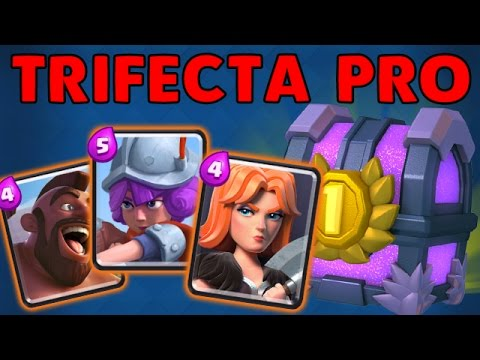 Clash Royale :: TRIFECTA PRO JORDAN RETURNS!