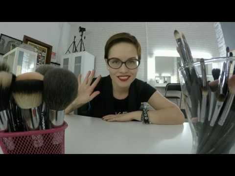 Анна Измайлова Какие кисти нужны для макияжа