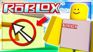 PLAYING THE OLDEST ROBLOX VERSION!