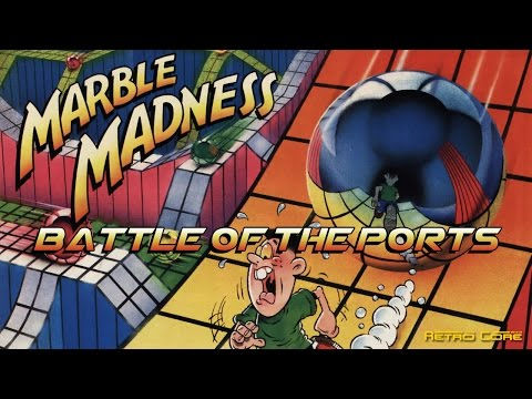 Battle of the Ports - Marble Madness (マーブルマッドネス) Show #166 - 60fps