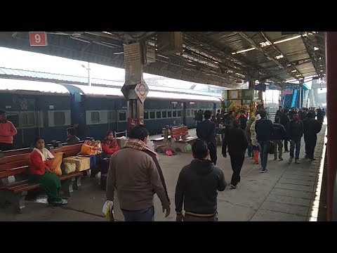 Departure NEW DELHI from 12398 MAHABODHI EXP