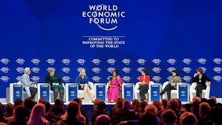 01/23/2018 World Economic Forum 2018: China's rising role at the annual gathering