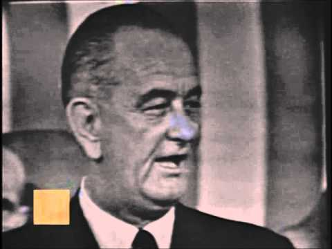 LBJ Outlines His Great Society - Jan. 4, 1965