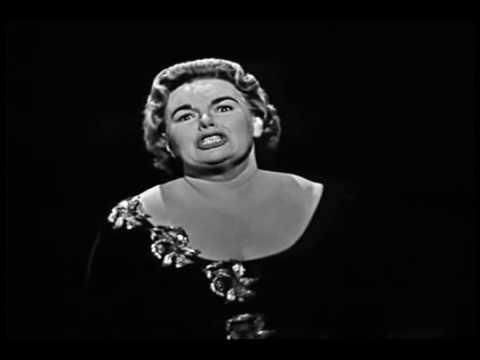 Eileen Farrell sings Ponchielli's