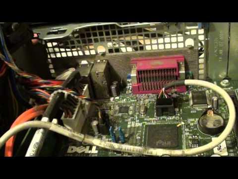 Dell Optiplex 745: How to Reset BIOS CMOS