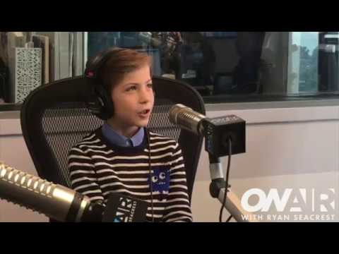 Jacob Tremblay and Ryan Talk Favorite Foods   On Air with Ryan Seacrest