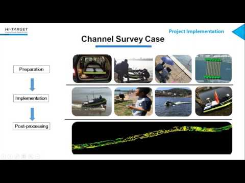 NO.4 Webinar A Revolutionary Unmanned Survey Solution -USV iBoat case study in Channel Survey