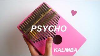 Red Velvet 레드벨벳 - Psycho Kalimba Cover   Baobao Kalimba