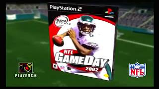 NFL GameDay 2002 (Making of)