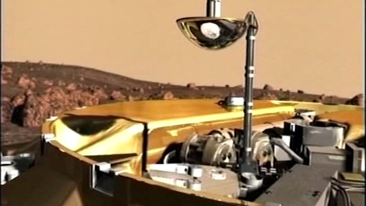 Beagle 2 spacecraft found intact on surface of Mars after 11