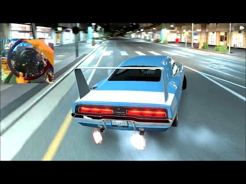 Forza Horizon 3 GoPro Simulation Steering - RWD vs AWD - 1500hp vs STOCK