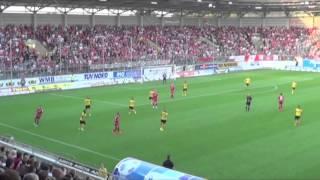 FortunaTV - 3. Spieltag: Hallescher FC vs. Fortuna Köln