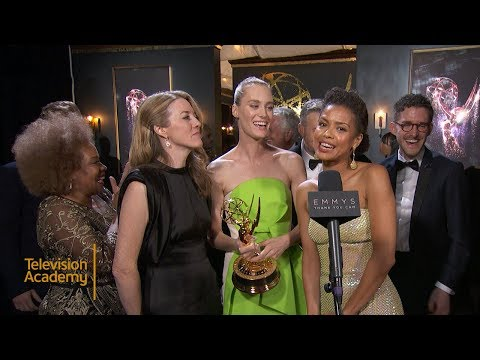 Download Youtube: 69th Emmys Thank You Cam: The Team From Black Mirror: San Junipero