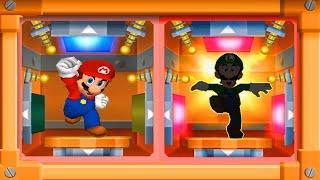 Mario Party Series - Collection of Survival Minigames - Mario vs Donkey Kong vs Luigi vs Yoshi