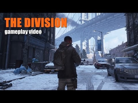 The Division - Gameplay PC - Brooklyn