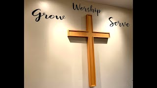 Sunday, Aug 9, Worship service