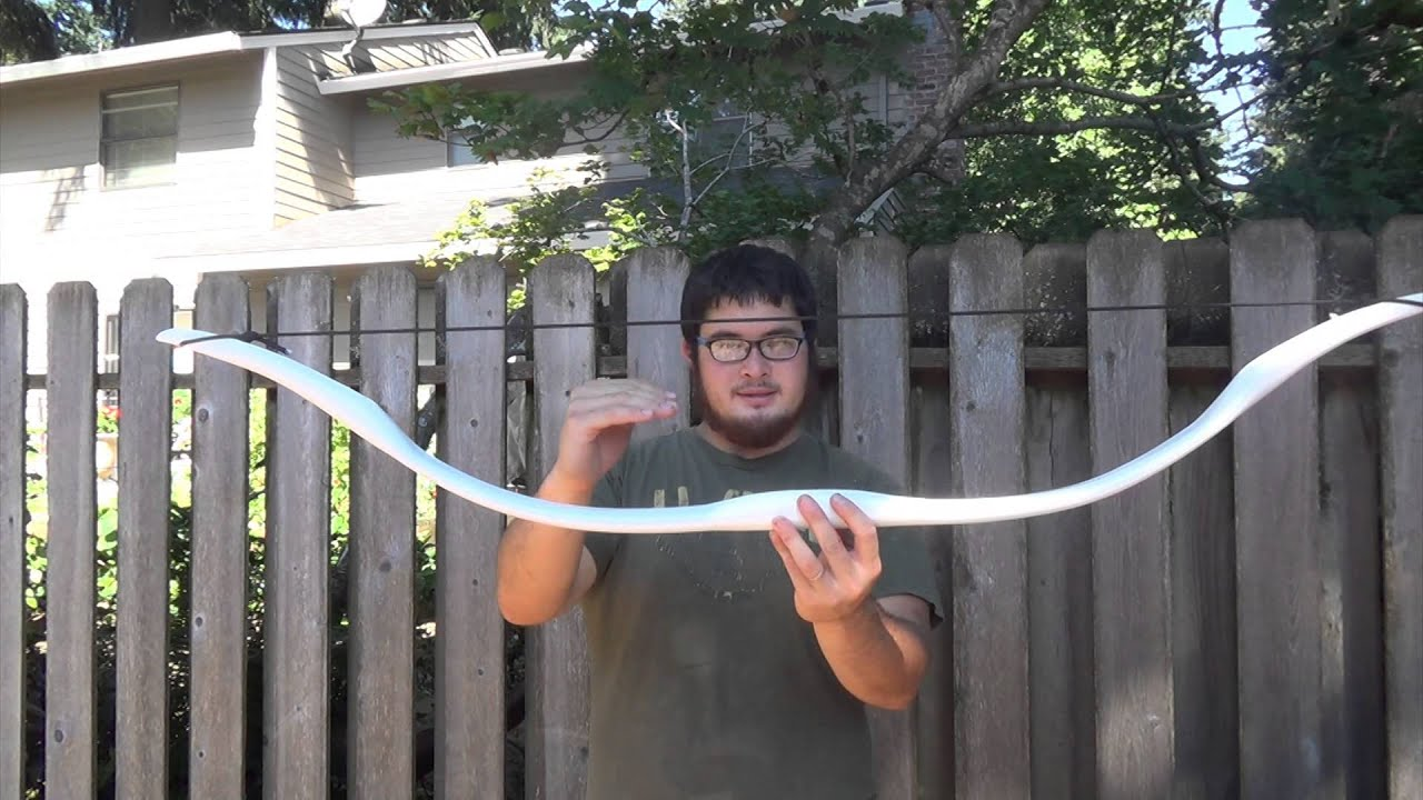 how to build an bow and arrow set part 2 fine tuning youtube