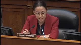 Rep AOC's Speech on Personal Faith at Admin's Religious Liberties Assault on LGBTQ Rights
