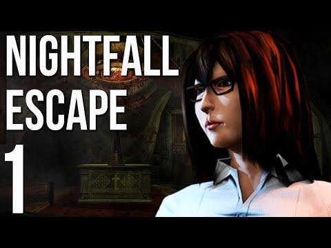 Nightfall: Escape [Part 1] - FILIPINO FOLKLORE HORROR GAME