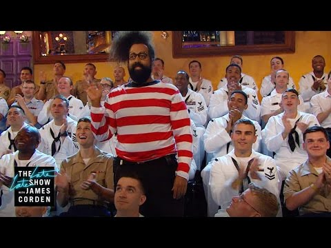 Where's Reggie: Fleet Week