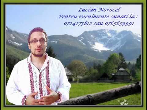LUCIAN NOROCEL LA BOGAT E GREU