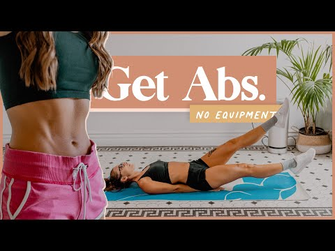 Get SHREDDED ABS in 2 Weeks CHALLENGE (No Equipment)
