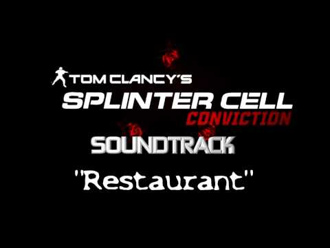 "Splinter Cell: Conviction - ""Restaurant"" [soundtrack]"