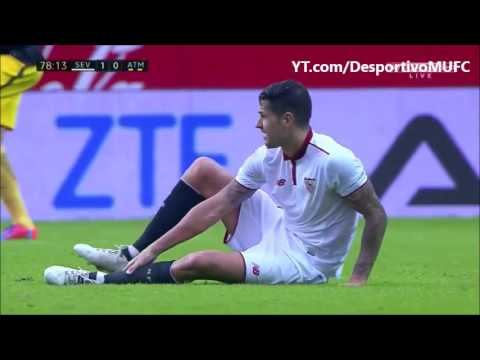 Sevilla FC under Jorge Sampaoli Vs Atletico